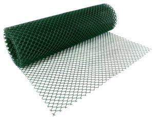 Turf reinforcement plastic mesh
